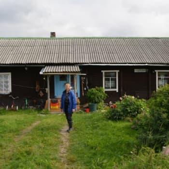 YLE Kainuu: Vuokkiniemi on Vienan Karjalan eläväisin kylä