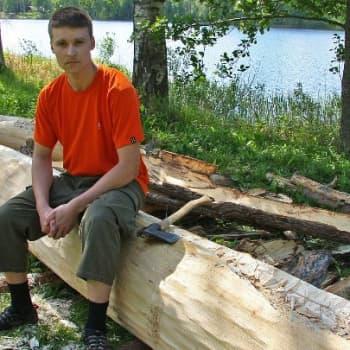 Metsäradio.: Jättihaavasta ruuhi