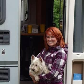 Tienviittoja: Ideoija ja seikkailija Reetta Koski muutti asuntoautoon
