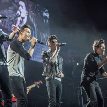One Direction goes rock!
