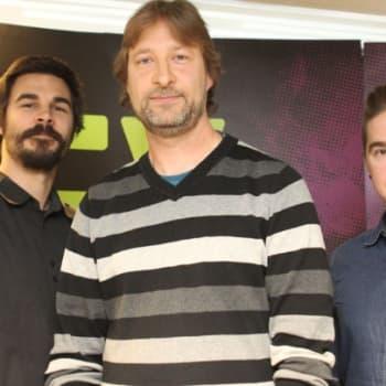 YleX Etusivu: Vieraana tiedetoimittaja ja -kirjailija Pasi Toiviainen