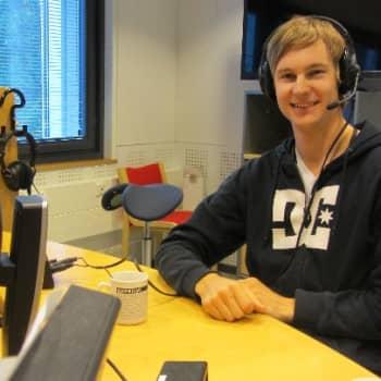 YLE Kymenlaakso: Kalle Toronen kaasutteli Supermoton SM-kultaa