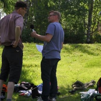 Metsäradio.: Retkisarja OSA 1, varusteet kuntoon
