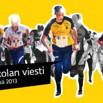Urheiluilta: Jukolan viesti (Jämsä)