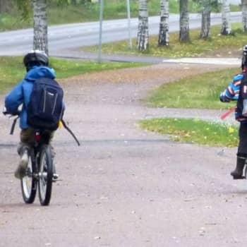 Perheen aika: Lapsen ensimmäisen pyörän hankintaan kannattaa panostaa