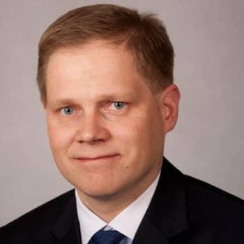 Politiikkaradio: Päivän kansanedustaja Markus Lohi (kesk)