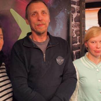 YleX Etusivu: Vieraina ADHD-oireinen Anna sekä erikoispsykologi Vesa Närhi