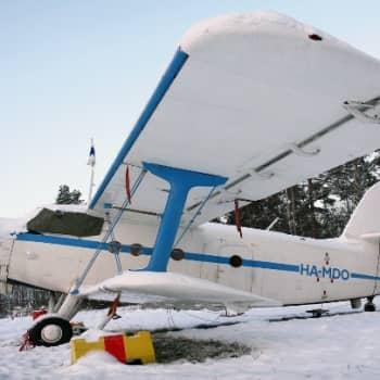 YLE Tampere: Suomen ensimmäinen asuntolentokone on tyylikäs Lyyti