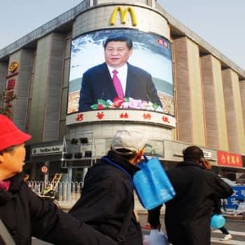 Teemaillat: Kiina-ilta