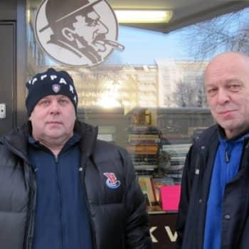 YLE Tampere: Komisario Palmusta tulee Reino Tiwari