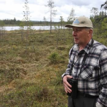 Luonto-Suomi.: Henkilökuvassa Antti Leivo