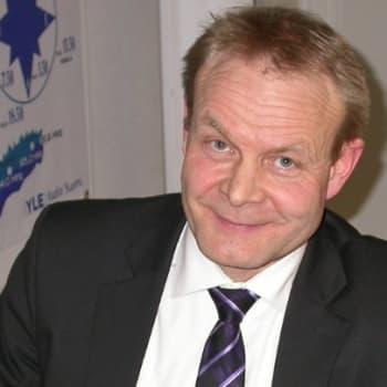 Metsäradio.: Studiossa metsäjohtaja Juha Hakkarainen
