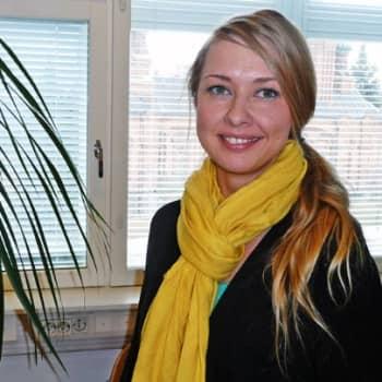 YLE Tampere: Neonvärit eivät sovi sisutukseen