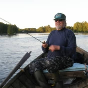 Minna Pyykön maailma: Erkki Norellin taimentarinoita ja kalajuttuja 4.2.2012