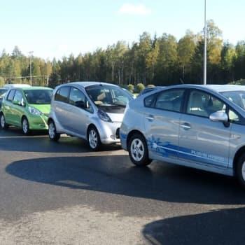 YLE Puheen Iltapäivä: Tulevaisuuden autot