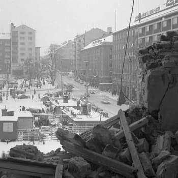 Turku 2011: Taistelu Turusta - Phoenix muistetaan yhä kauppatorin kaunistuksena
