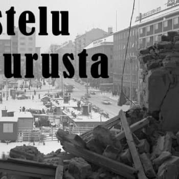 Turku 2011: Taistelu Turusta - Richterin talojen mukana katosi historiallista miljöötä