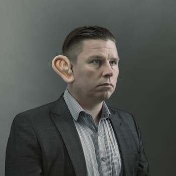 Timo Koivusalon Pekko-hahmo syntyi stand up -lavalla