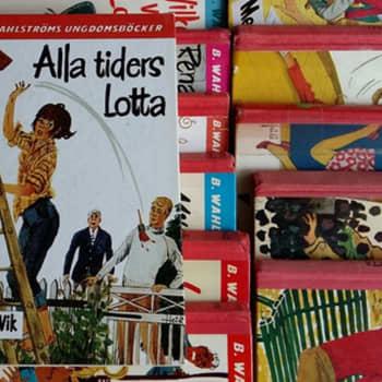 Alla tiders Lotta - flickboken som gömdes, men aldrig glömdes