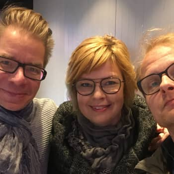 Hypen fortsätter 25 senare - musikalstjärnorna Paavo Kerosuo, Ville Pusa och Micaela Fagerholm-Valkama minns hur det var