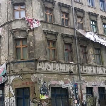 Berlinreportage 2009 - 20 år sedan murens fall