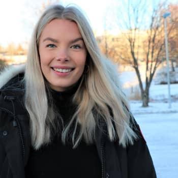 FM-spelaren Cecilia Hoffström om varför Finland är världsbäst på ringette