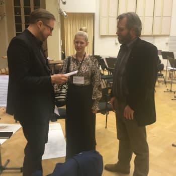 Kaksi suomalaista kansainvälisen sävellyskilpailun finaaliin – kilpailusävellyksiä tuli ennätysmäärä