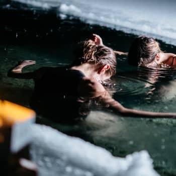 Kylmän veden parantava voima