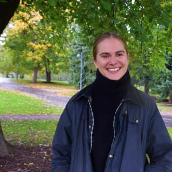 Ulla Donner om hennes senaste bok Skiten. Och om livet.