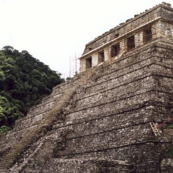 Opiskelijamielenosoituksia Méxicossa
