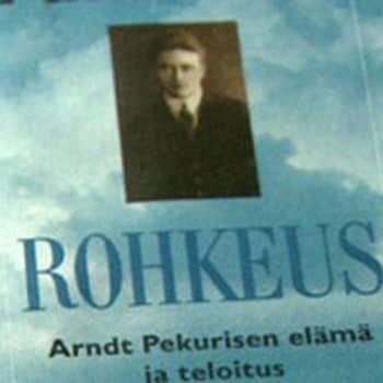 Aseistakieltäytyjä Arndt Pekurisen tarina