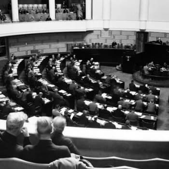 Professori Jaakko Nousiaisen puheenvuoro vallankäytöstä Suomessa