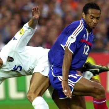 Ranska–Italia, jalkapallon EM-finaali 2000