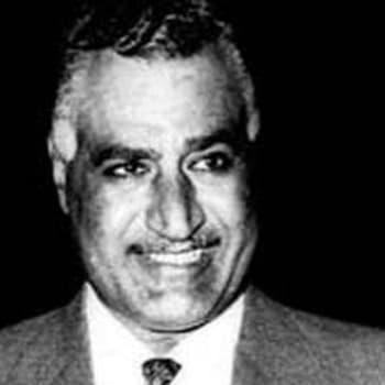 Gamal Abdel Nasserin haastattelu