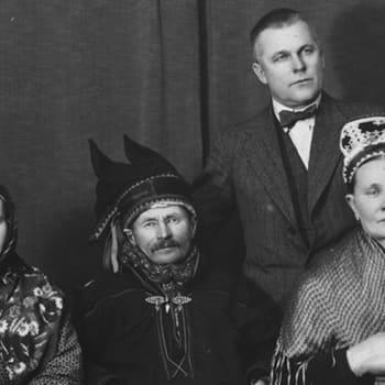 Riitu Hetta joikaa 1936