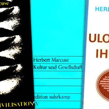 Herbert Marcuse, ylioppilasradikaalien oppi-isä