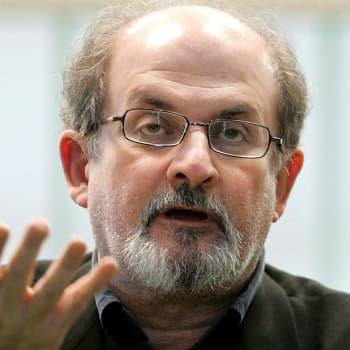 Edward Said puhuu Salman Rushdiesta ja sanavapaudesta
