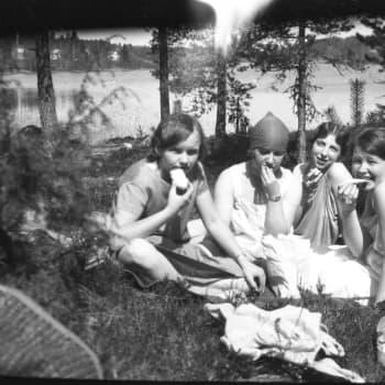 Det nya riket: 1920-talet