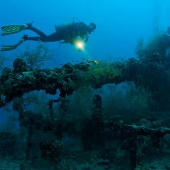 Meriin sodan jälkeen upotetut kemialliset taisteluaineet ovat arvaamaton ympäristöuhka - myrkkyjäämiä löytynyt kalanäytteistä