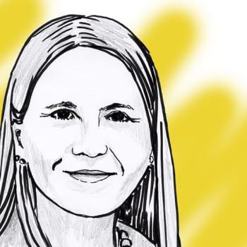 Paula Vilén ja Yhdysvaltojen vauhdikas vuosi