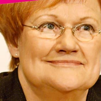 Tarja Halonen - politiikan moniottelija