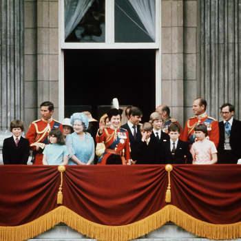 Pertti Salolainen minns nyhetshändelsen 1982 om drottning Elizabeth
