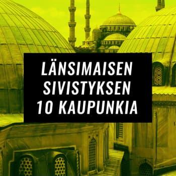 Istanbul ja kulttuurien kerrostumat
