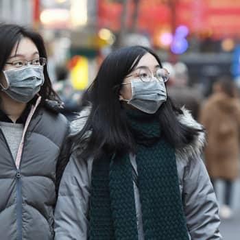 Toimiiko Kiina oikein koronaviruksen taltuttamiseksi?