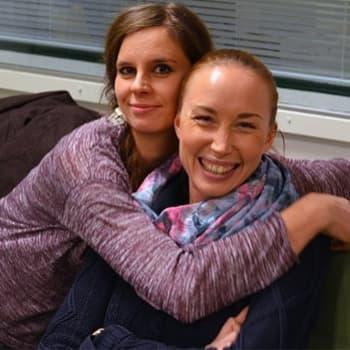 Olga ja Niina studiossa mutta puheessa eniten esillä Tuukka ja Lore