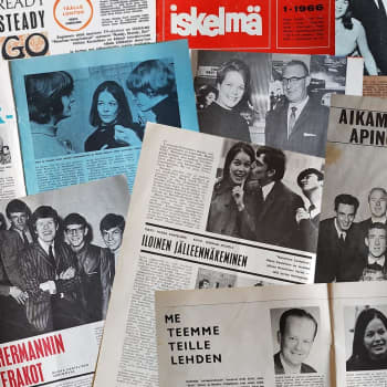 Hilkka Ikosen popparihaastattelut: Manfred Mann -yhtyeen haastattelu