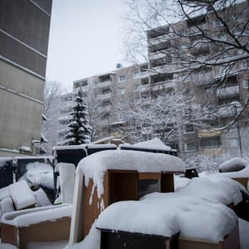 Sateiden yleistyminen koettelee 60-80 -lukujen betonisia kerrostaloja