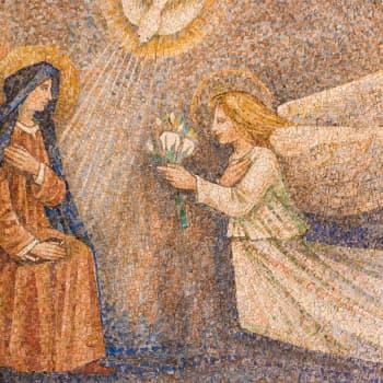 Kuinka tavallisesta juutalaisnaisesta, Mariasta, tuli Jumalan äiti, taivaan kuningatar ja ikuinen neitsyt?
