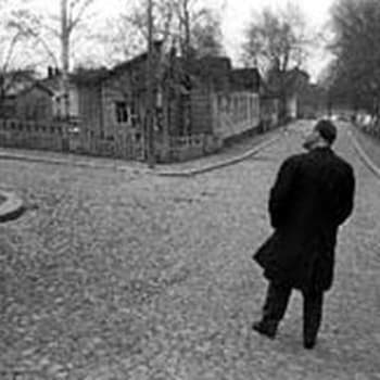 Kirjailija ja yhteiskunta. Keskustelutilaisuus Ostrobotnialla. (1958)