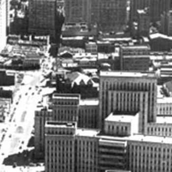 Amerikka rakentaa –näyttely Ateneumissa (1945)